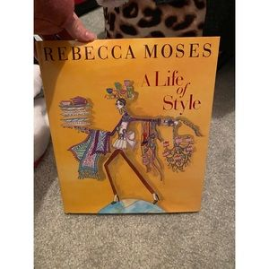 Rebecca Moses Other - Rebecca Moses book